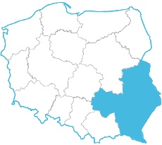 Mapa zasięgu 5