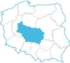 Mapa zasięgu 6
