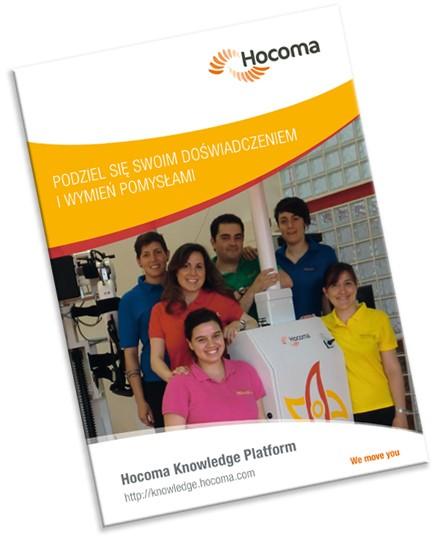 Hocoma platforma wymiany wiedzy