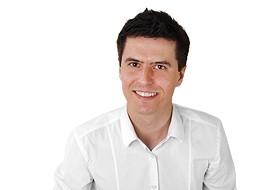 mgr Maciej Zinka - V-ce Prezes ds. Sprzedaży i Marketingu