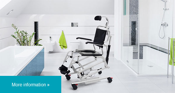 Mohican Shower Chair