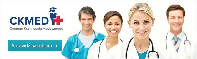 Centrum Kształcenia Medycznego - sprawdź szkolenia