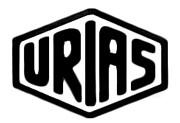 urias Logo