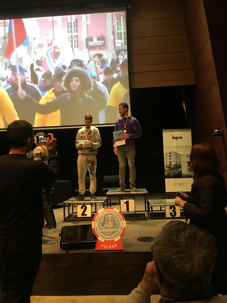 Mistrzostwa Morsów_podium
