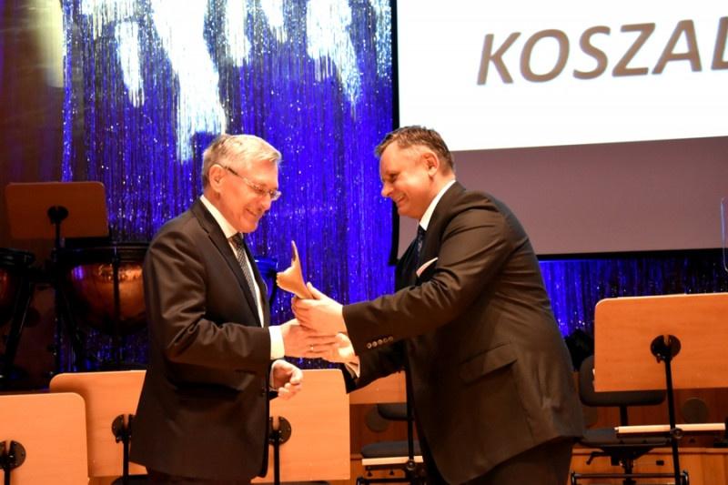 Koszaliński Orzeł 2016 w dziedzinie Gospodarka