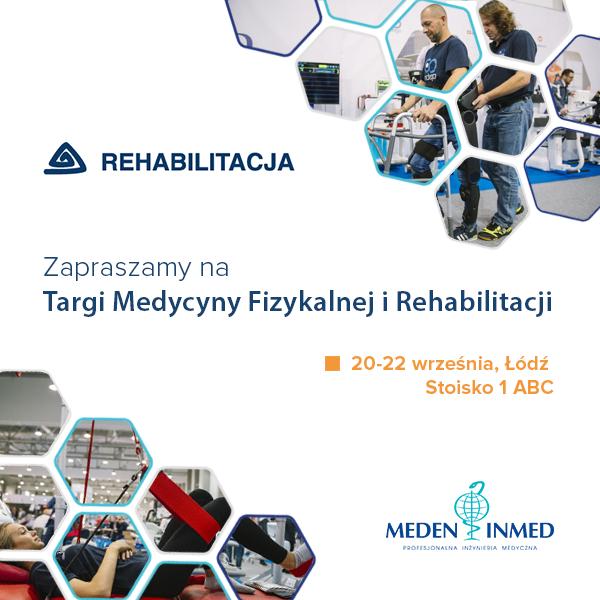 Targi Rehabilitacja 2018