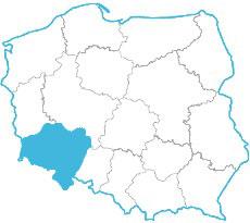 Jacek Szulem - mapa zasięgu