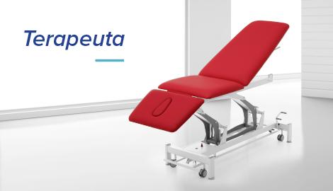 Konfigurator stołów Terapeuta