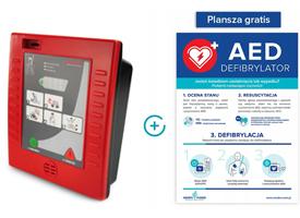 Defibrylator AED Defi 5s