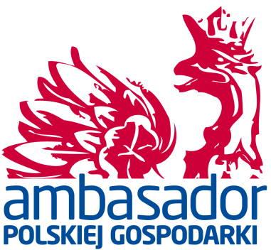 Logo Ambasador Polskiej Gospodarki